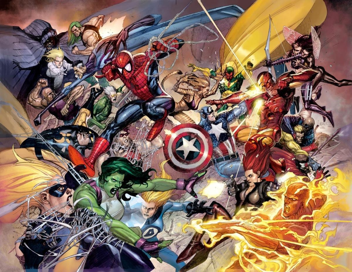 Marvel disponibiliza 268 HQs gratuitamente online