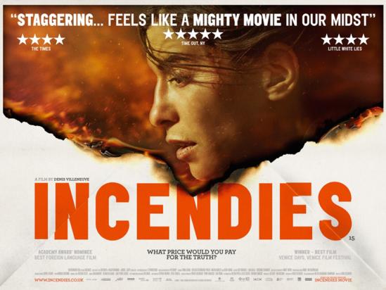 Review - Incêndios (Incendies) - Película Criativa 1
